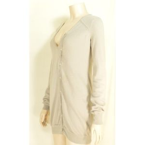 Helmut Lang Sweaters - Helmut Lang sweater tunic S cardigan 100% cashmere